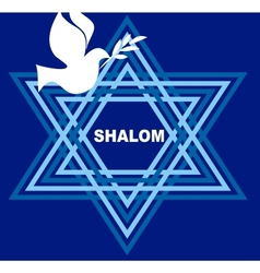 peace symbols vector image vector image
