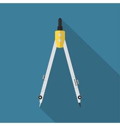 caliper vector image