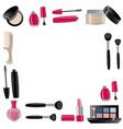 cosmetics isolated vector image