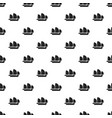 china ship pattern seamless vector image