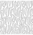 background pattern with feathers vector image vector image