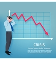 Failure Business Poster vector image