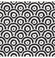 rough line hand drawn circles seamless vector image vector image