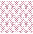 the geometric pattern with stripes seamless vector image vector image