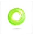 Business Abstract Circle icon Corporate Media vector image