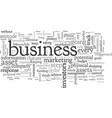 asset and your business vector image vector image