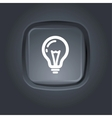 Light bulb pictogram vector | Price: 1 Credit (USD $1)