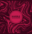 red marble textures vector image vector image