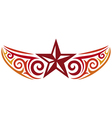 Tattoo star design vector | Price: 1 Credit (USD $1)