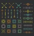 Tribal Design Elements vector image