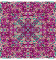 vintage seamless pattern in arabic style vector image