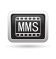 MMS icon vector image vector image