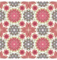 seamless vintage background - victorian tile in vector image