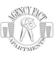 Agency fact apartments logo and pictures