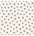 seamless abstract geometric pattern in retro vector image
