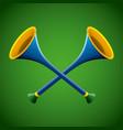 Sports bugles design