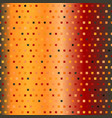 glowing square pattern seamless multicolor vector image vector image
