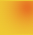 halftone background comic background vector image vector image