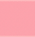 pink traditional chinese pattern vector image