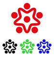 user organization icon vector image vector image
