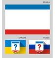 Crimea vector image