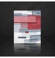 Abstract Rectangle Background vector image