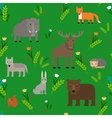 Animals Seamless Pattern vector image vector image