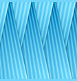 blue abstract smooth lines material background vector image vector image