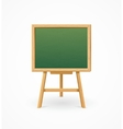 Green Black Board School vector image vector image