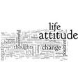 attitude in business
