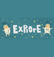 explore vector image