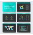 set templates for multipurpose vector image
