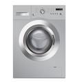 washing machine realistic vector image vector image