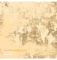 Beige Grungy Texture vector image vector image