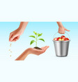 cultivation plant vector image