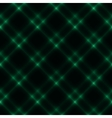 Green stylish fantasy background vector image