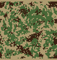 indian flectarn camouflage seamless patterns vector image vector image
