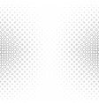 monochrome circle pattern - abstract background vector image vector image