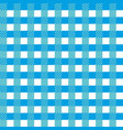 blue tablecloth pattern vector image vector image
