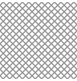 chrome metal grill shiny mesh seamless texture vector image