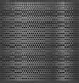 metal carbon seamless pattern design vector image