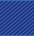 geometric modern dark pattern fine vector image vector image