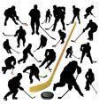 hockey vector image vector image