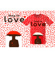 stay in love t-shirt design modern print use for vector image vector image