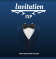 vip invitation bowtie smoking concept background