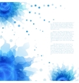 Beautiful template for your business vector image