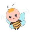 Babies Of Bee Suit vector image vector image