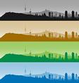 barcelona skyline profiles