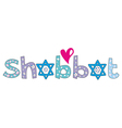 Holiday shabbat design - jewish greeting backgroun vector | Price: 1 Credit (USD $1)