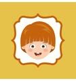 boy character design vector image vector image